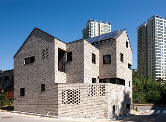 새로운 도시 건축
