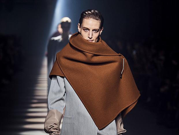 디테일에 집중하는 겨울 패션
