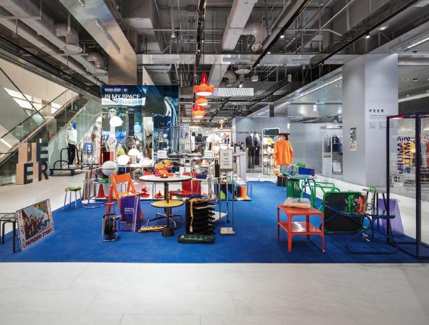 더 현대 서울의 핫한 편집숍
