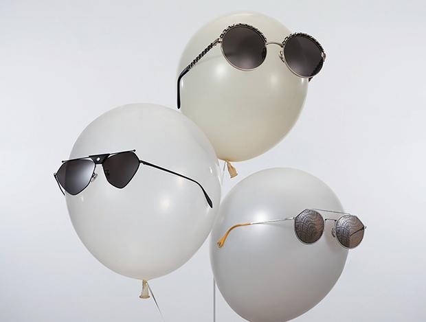 다방면으로 진화한 올여름 선글라스