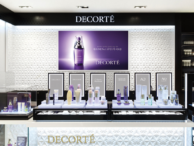 WELCOME TO DECORTE'S  NEW STORE