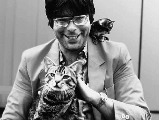 아티스트와 고양이