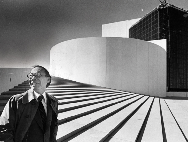 THE LAST MODERNIST I.M. PEI