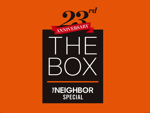 INVITE TO 'THE BOX 23'