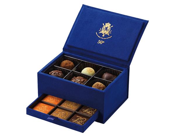 왕실의 품격을 담은 초콜릿