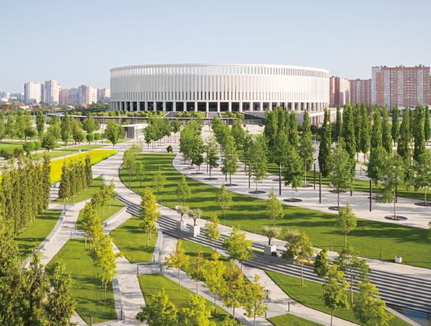 건축뿐 아니라 도시 고유의 문화 품은 전 세계의 경기장
