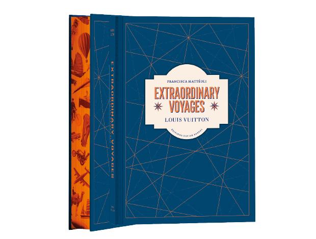루이 비통 출판사의 신간  <특별한 여정 (Extraordinary Voyages)>