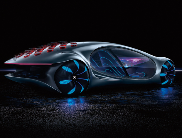 상상이상의 모든 테크놀로지가 실현되는 미래