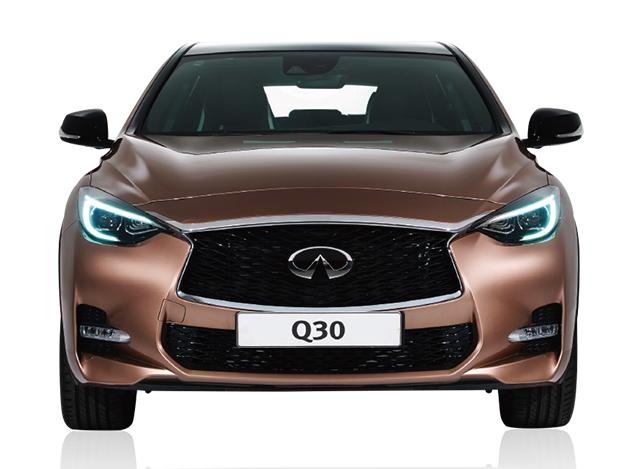 작은 차의 반란, Q30